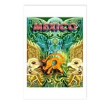 Totonac Mexico Postcards (Package of 8)