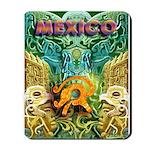 Totonac Mexico Mousepad