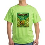 Totonac Mexico Green T-Shirt