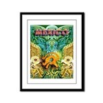 Totonac Mexico Framed Panel Print