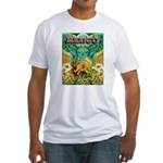 Totonac Mexico Fitted T-Shirt