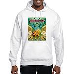 Totonac Mexico Hooded Sweatshirt