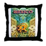 Totonac Mexico Throw Pillow