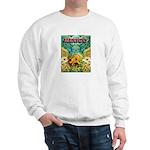 Totonac Mexico Sweatshirt