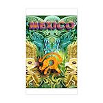 Totonac Mexico Rectangle Sticker