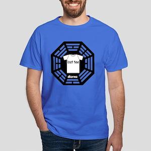 Dharma Lost Tee Dark T-Shirt