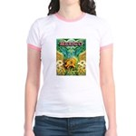 Totonac Mexico Jr. Ringer T-Shirt