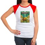 Totonac Mexico Women's Cap Sleeve T-Shirt