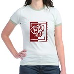 Year of the Dog Jr. Ringer T-Shirt