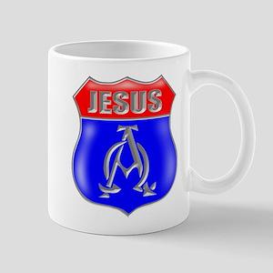 JESUS AO Mug