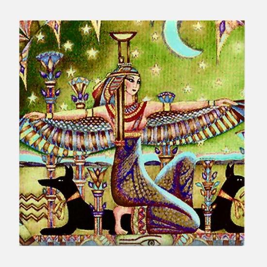 Egyption Tile Coaster