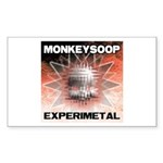 EXPERIMETAL Sticker (Rectangle)