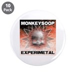 "EXPERIMETAL 3.5"" Button (10 pack)"