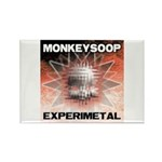 EXPERIMETAL Rectangle Magnet (10 pack)