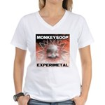 EXPERIMETAL Women's V-Neck T-Shirt