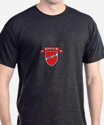 CHILE SOCCER 4 T-Shirt