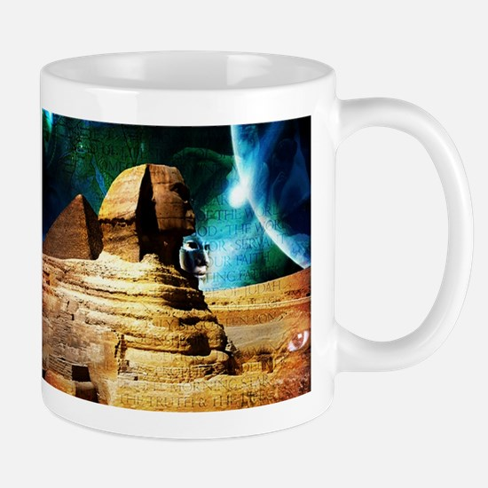 Unique Sphinx Mug