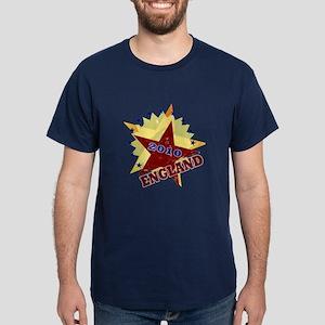 ENGLAND FOOTBALL 4 Dark T-Shirt