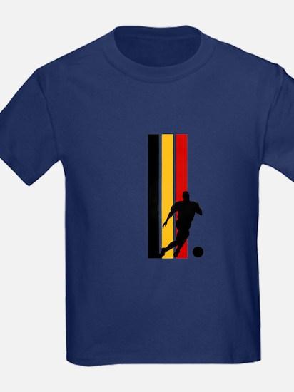 GERMANY FOOTBALL 2 T