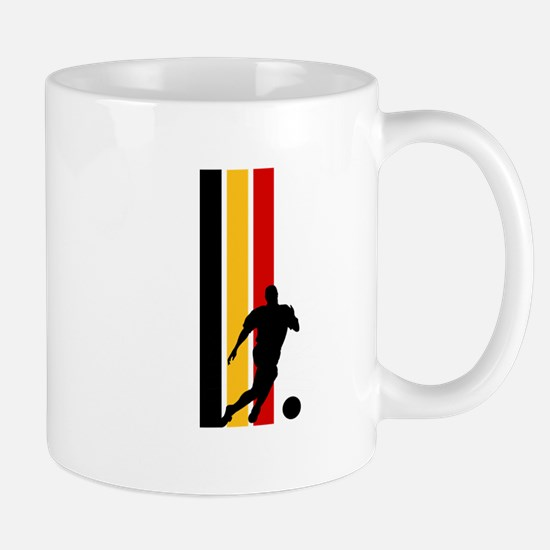 GERMANY FOOTBALL 2 Mug