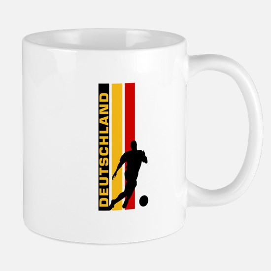 GERMANY FOOTBALL 3 Mug