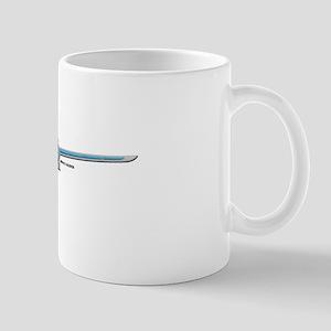 66 Thunderbird Emblem Mug