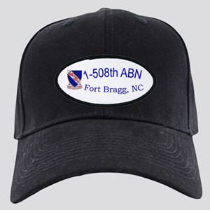 1st Bn 508th ABN Black Cap