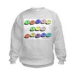sweet lil thang Kids Sweatshirt
