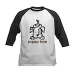 Puppy Love Kids Baseball Jersey