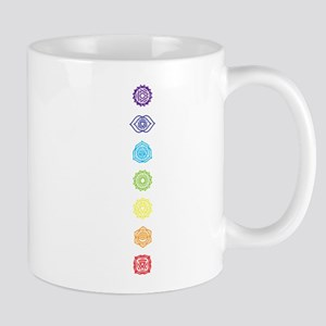 Open Your Chakra Mugs