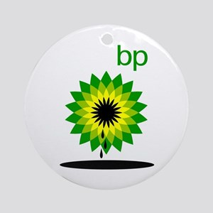 BP Oil... Slick Ornament (Round)