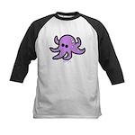 lil octopus Kids Baseball Jersey