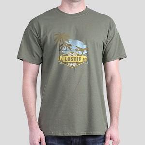 LOST - Lostie yellow Dark T-Shirt