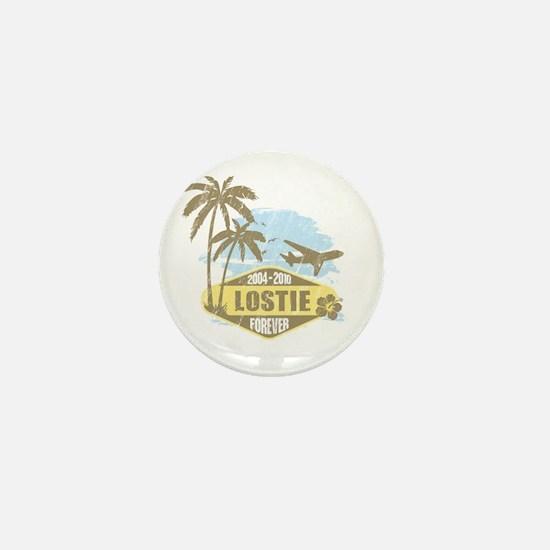 LOST - Lostie yellow Mini Button