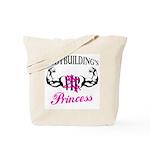 Bodybuildings Princess Tote Bag