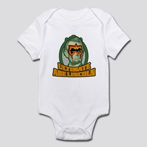 Ultimate Abe Lincoln Infant Bodysuit