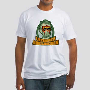 Ultimate Abe Lincoln Fitted T-Shirt