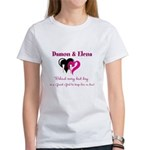 Damon & Elena T-Shirt