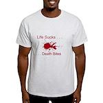 Life Sucks design T-Shirt