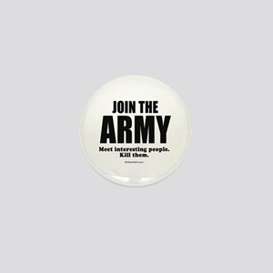 Join the Army, meet interesting people ~ Mini But