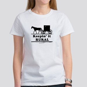 Keepin' it rural ~ Women's T-Shirt