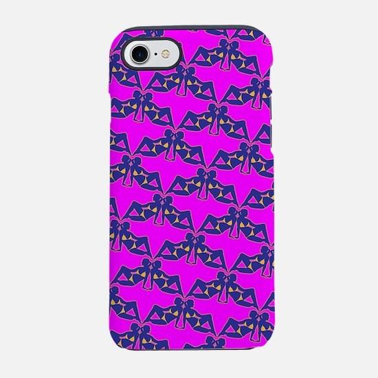 Babes Pattern iPhone 7 Tough Case