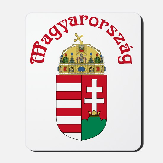 Hungary Mousepad