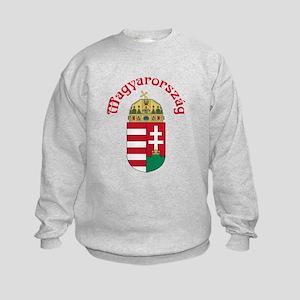 Hungary Kids Sweatshirt