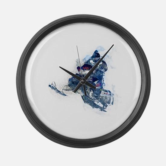 Cute Daredevil Large Wall Clock