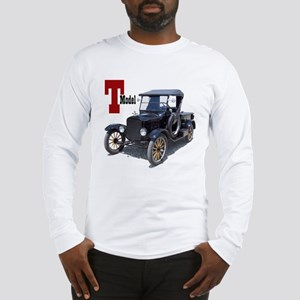 T-truck-10 Long Sleeve T-Shirt