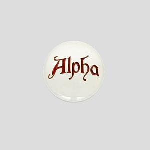 Alpha Mini Button