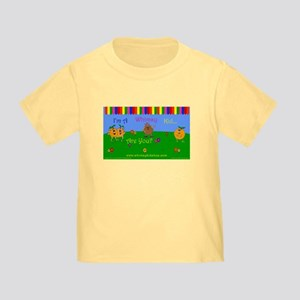 Whimsy Kid Group Toddler T-Shirt
