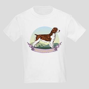 Welsh Springer Spaniel: Banne Kids Light T-Shirt