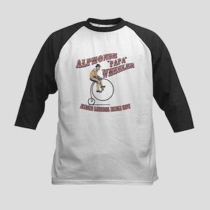 Papa Wheeler Kids Baseball Jersey